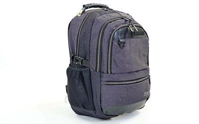 Рюкзак городской рюкзак офисный Victor 9369 47x32x13см, черный