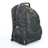 Рюкзак городской рюкзак офисный Victor 8856 48x20x30см, черный
