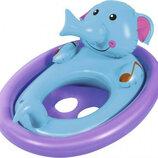 Круг детский надувной. Плотик 34058-1 Bestway. Дитячий надувний круг.