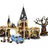 Конструктор Lele 39145 Аналог Lego Harry Potter 75953 Гремучая Ива 792 детали