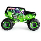 Hot Wheels Monster Jam Внедорожник джип копатель 1 24 Scale grave digger Trucks Vehicle