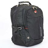 Рюкзак городской рюкзак офисный Victor 6222 48x31x24см, черный
