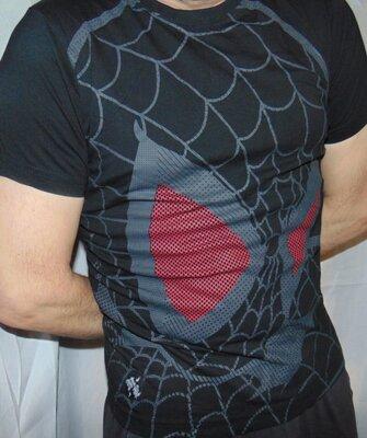 Брендовая стильная футболка Спайдермен .Marvel.м.