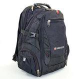Рюкзак городской рюкзак офисный Victor 1522 48x30x22см, черный