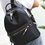 Стильный женский рюкзак.Черный