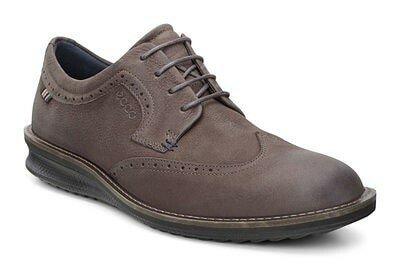 ecco oxford класические туфли