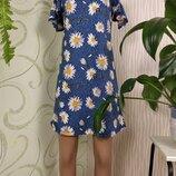 Платье женское трикотажное с открытыми плечами размеры 44-54 есть большие размеры