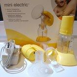 Электронный молокоотсос Medela Mini Electric бутылочка соска