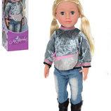 Кукла M 3960 Софи. Лялька для дівчинки. Кукла для дівчинки. Інтерактивна лялька. Интерактивная кукла