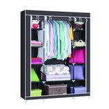 Складной тканевый шкаф HCX Storage Wardrobe органайзер обуви
