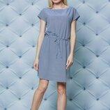 Платье женское короткое Полоска 42-52
