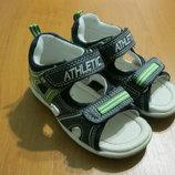 Босоножки bobbi shoes размер 23 сост.отличное.