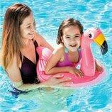 Круг надувной Животные Фламинго Intex