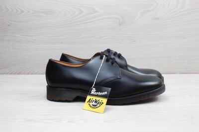 Кожаные мужские туфли Dr.Martens England оригинал, размер 46