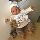 Набор комплект одежды для куклы пупса Анабель, Шу-Шу, беби борна 48-52 см