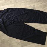 Отличные новые синие спортивные штаны полиестер-хлопок, большой ращмер и рост
