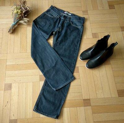 Мужские джинсы levi strauss 506 standard w32 l32, идеальное состояние