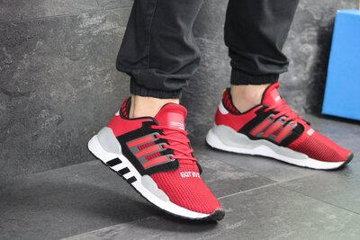 Кроссовки мужские Adidas Equipment 91/18 red