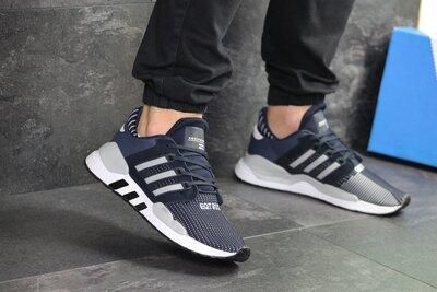Кроссовки мужские Adidas EQT ADV / 91-18 dark blue