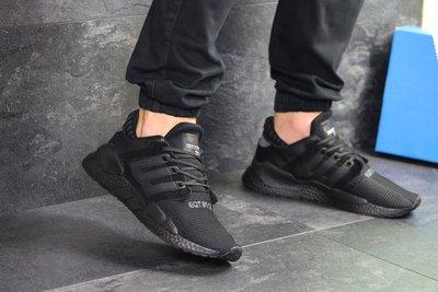 Кроссовки мужские Adidas Equipment 91/18 black