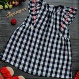 Классная рубашка блузка 2-3 года