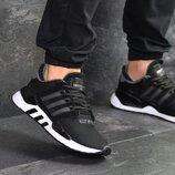 Кроссовки мужские Adidas Equipment 91/18 black/white