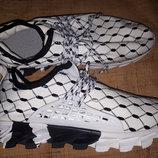 43р-27.5 кроссовки новые Meinianguan новые, мерялись ширина внутри 9 см унисекс