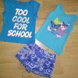 Фирменные шорты Zara 5-7 лет лотом