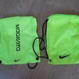 рюкзак сумка мешок фирменний салатовий Nike Найк