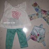 Одежда outfit 54422 для куклы Paola Reina ростом 32 см оригинал, 04422