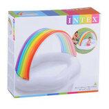 Детский надувной бассейн «Радуга-Облако» от Intex