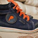Стильные демисезонные ботинки Ricosta pepino Германия р.23 стелька 15 см