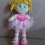 Мягкая кукла балерина ELC