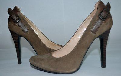 Классические туфли / туфельки из натуральной замши ellenka 35 размер