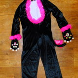 новогодний карнавальный костюм Кошка 5-6 лет Tesco