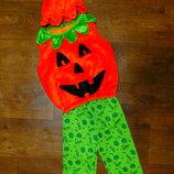 2-3 года Тыква George карнавальный костюм Helloween
