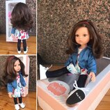 Новая кукла Керол Кэрол 32 см без одежды Paola Reina 04412