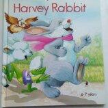 Сказка на английском Harvey Rabbit первое чтение