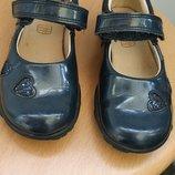Туфельки Clarks 23 размер