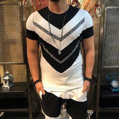 Стильная мужская футболка S-XXL