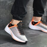 Кроссовки мужские Nike EXP-X14 gray/orange