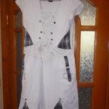 продам женское летнее платье на разм 44 или М, в хорошем состоянии, пересылаю