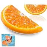 Надувной матрас Апельсин Интекс