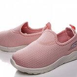Стильные слипоны кроссовки для девочки