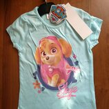 Футболочка для девочки Disney Paw Patrol Skye щенячий патруль