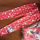 Детские стильные лосины Minnie Mouse My Little Pony Дисней