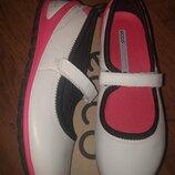 ECCO туфли в наличии 35р. ZK2299 в фирменной коробке