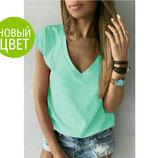 Блуза футболка женская