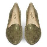 Шикарні шкіряні туфлі-лофери Caprice, Німеччина-Оригінал