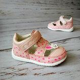 Туфли для девочек BBT, 22-27р, H1916-3